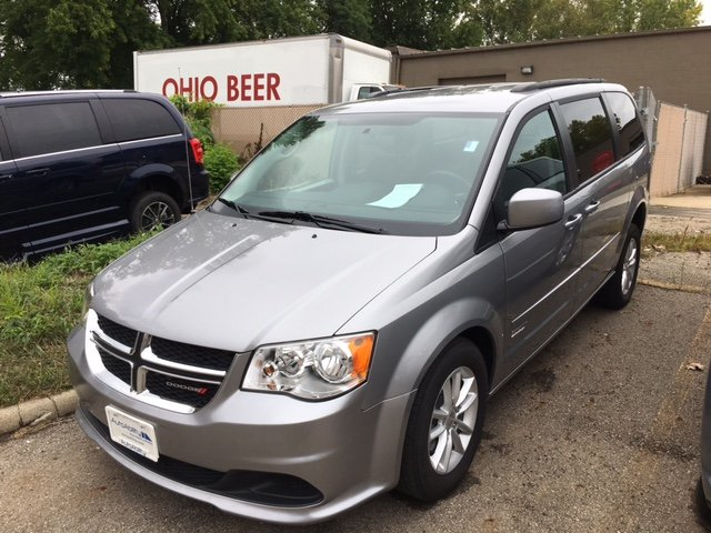2016 Dodge Grand Caravan SXT WITH AUTO ABILITY REAR ENTRY USED VAN NEW CONVERSION